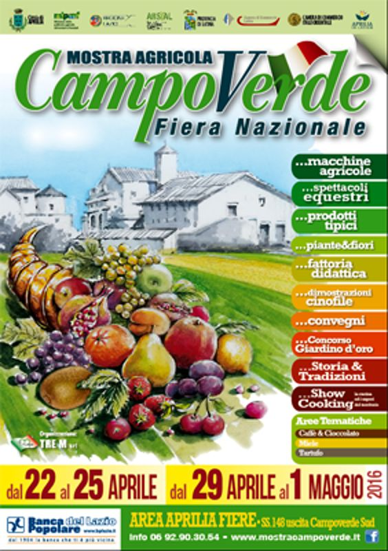 mostra agricola campoverde 2016-2